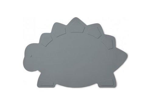 Liewood Tracy Placemat Dino dove blue