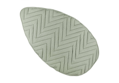 Trixie Play mat Leaf - Bliss Olive