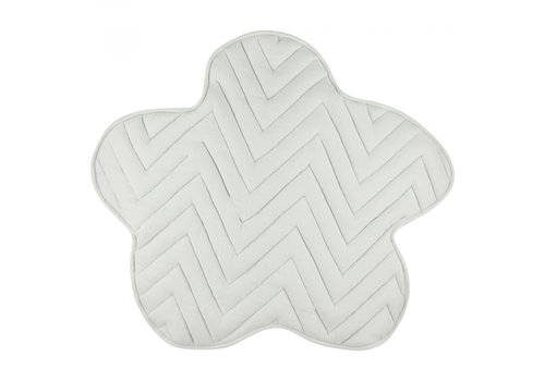 Trixie Play mat Flower - Bliss Grey