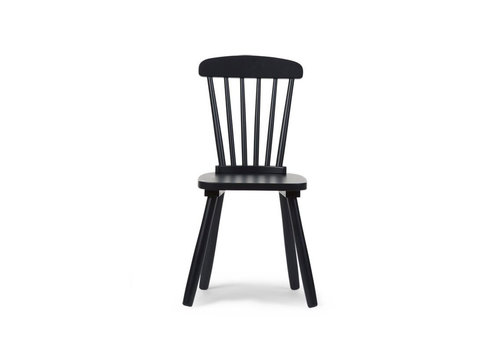 Childhome Atlas children chair Black
