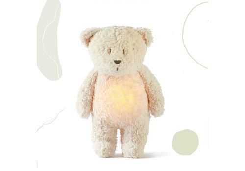 Moonie Moonie beer met licht en geluid Sand