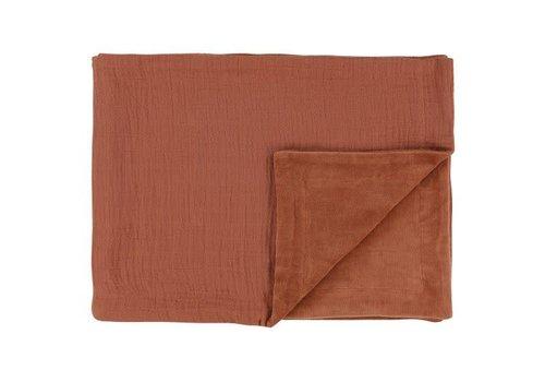 Trixie Fleece blanket Bliss rust 75x100cm