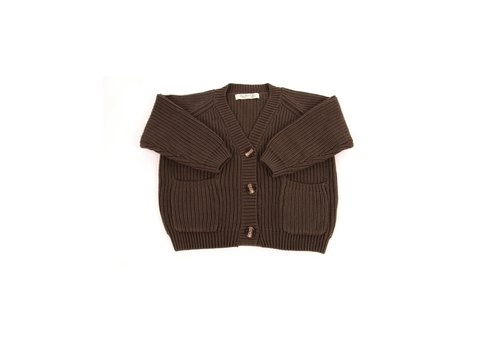 Vega Basics The Cordero Cardigan olive