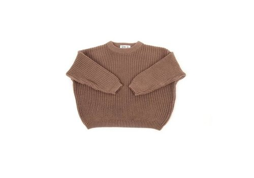 Vega Basics The Cordero Sweater taupe