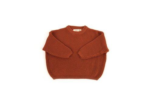 Vega Basics The Cordero Sweater toffee