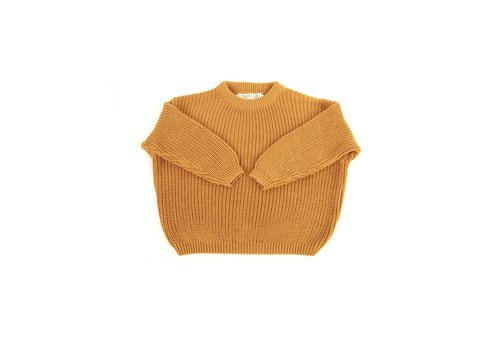 Vega Basics The Cordero Sweater umber