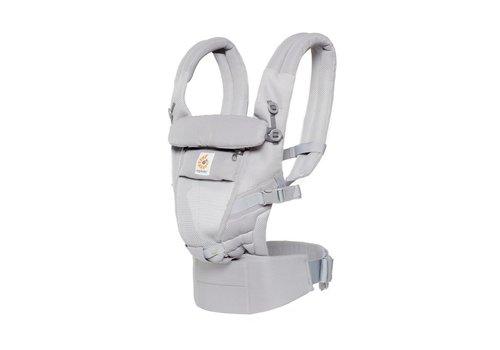 Ergobaby Babydraagzak 3P Adapt Cool Air Mesh Pearl Grey