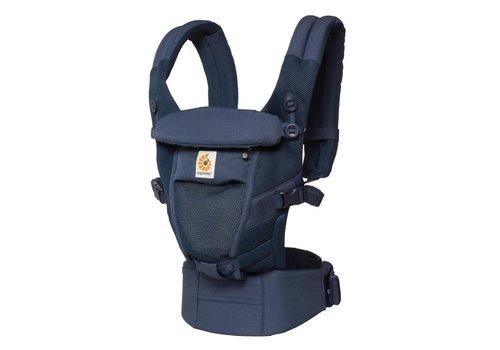 Ergobaby Babydraagzak 3P Adapt Cool Air Mesh Deep Blue