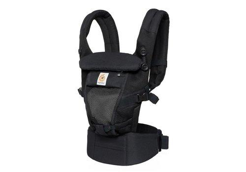Ergobaby Babydraagzak 3P Adapt Cool Air Mesh Onyx Black