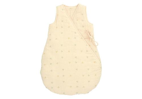 Heart of Gold sleeping bag Simone Blossom hearts 65cm