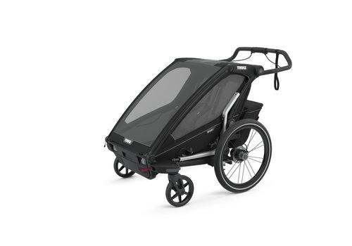 Thule Chariot Sport 2 Black on Black