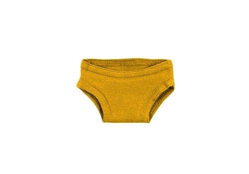 Minikane Culotte moutarde