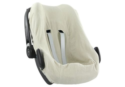 Trixie Car seat cover Ribble Sand