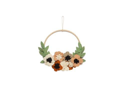 KidsDepot Flower hoop flowers