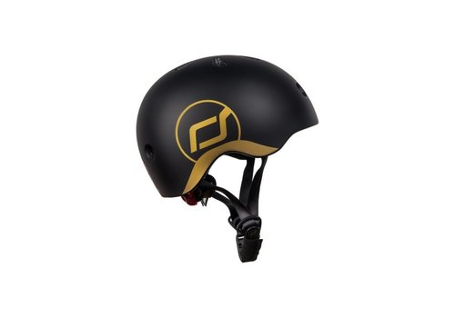 Scoot and Ride Babyhelm XS - Gold (45–51cm)