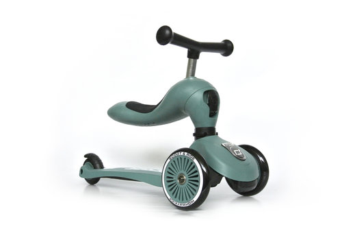 Scoot and Ride Highwaykick 1 - Forest (1-5Y)