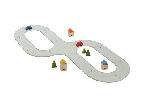 PlanToys Road & Rail Rubber