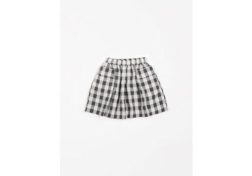 mundo melocotón Skirt Pockets Big Vichy Antra