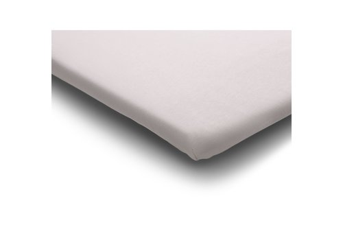 Bugaboo bugaboo stardust cotton sheet MINERAL WHITE