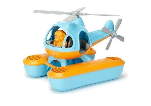 Green Toys Zeehelikopter blauw