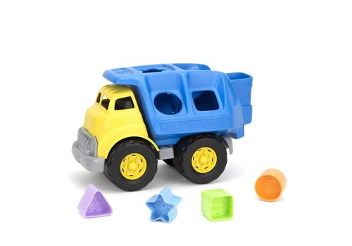 Green Toys Vormensorteerder vrachtwagen