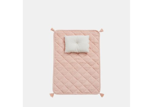 Olli Ella Strolley bedding set - Rose