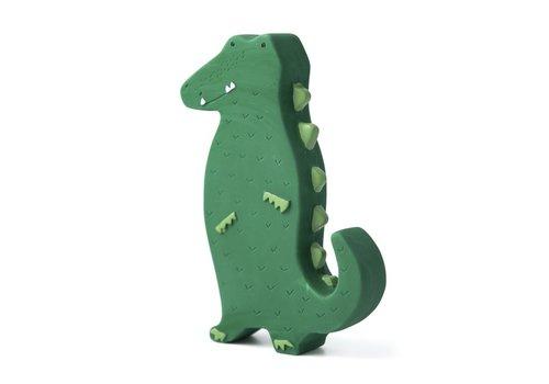 Trixie Natuurrubberen speelgoedje - Mr. Crocodile
