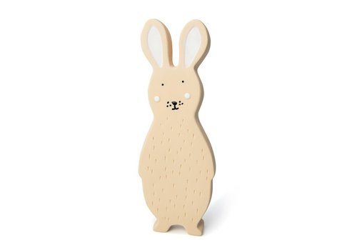 Trixie Natural rubber toy - Mrs. Rabbit