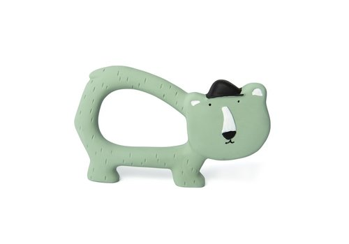 Trixie Natuurrubberen grijpspeeltje - Mr. Polar Bear