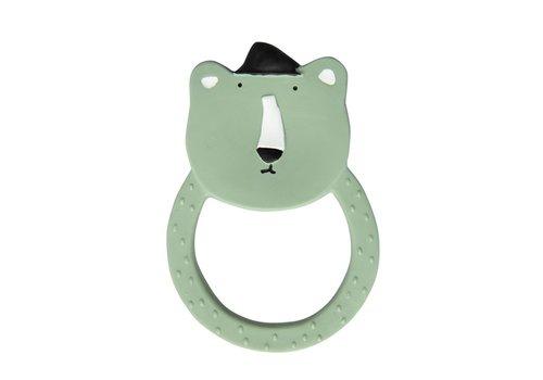 Trixie Natuurrubberen bijtring - Mr. Polar Bear