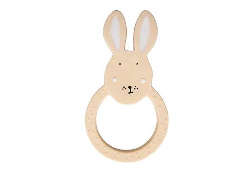 Trixie Natuurrubberen bijtring - Mrs. Rabbit