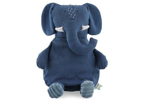 Trixie Knuffel groot - Mrs. Elephant