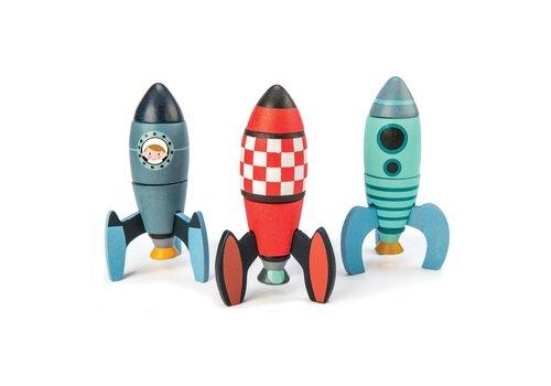 Tender Leaf Toys Raketten bouwen
