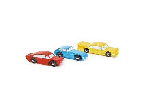 Tender Leaf Toys Auto's Retro