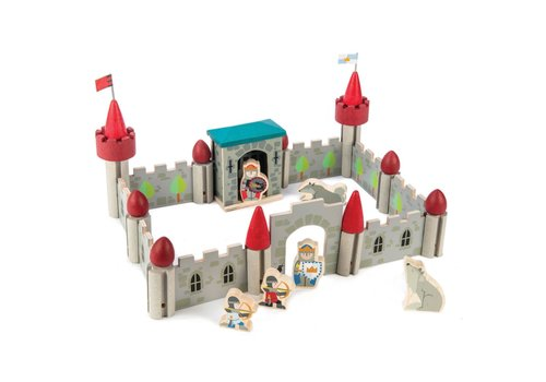 Tender Leaf Toys Wolf Castle