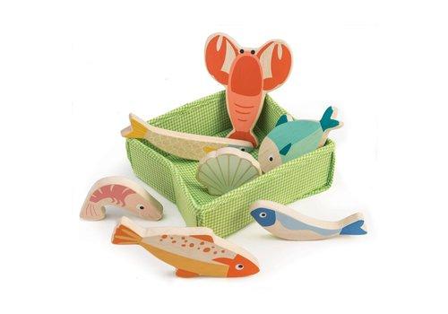 Tender Leaf Toys Fish Crate