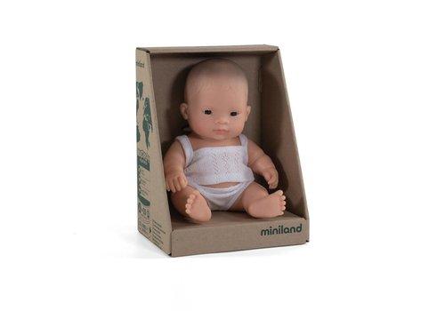 Miniland Babypop Aziatische Meisje 21cm