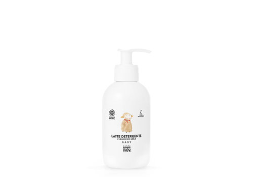 Linea MammaBaby Reinigingsmelk baby Cosmos Natural (250 ml)