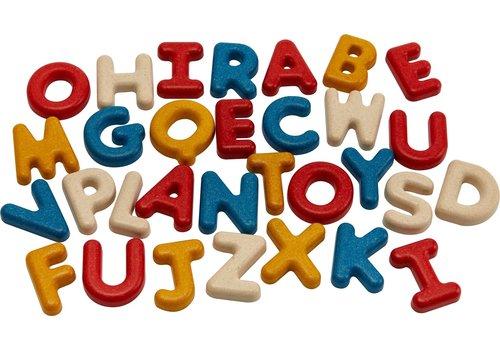 PlanToys Kleine letters alfabet - 31st
