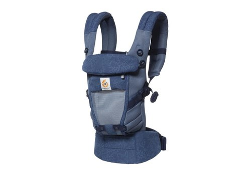 Ergobaby Baby carrier 3P Adapt Cool Air Mesh Blue Blooms