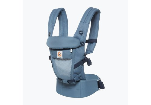 Ergobaby Baby carrier 3P Adapt Cool Air Mesh Oxford Blue