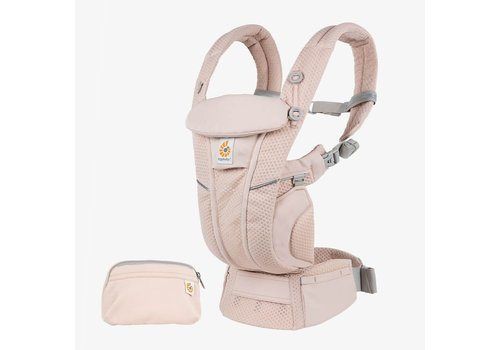 Ergobaby Baby carrier 4P 360 OMNI Breeze Pink Quartz