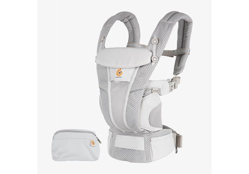 Ergobaby Baby carrier 4P 360 OMNI Breeze Pearl Grey
