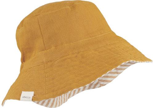 Liewood Buddy bucket hat Mustard