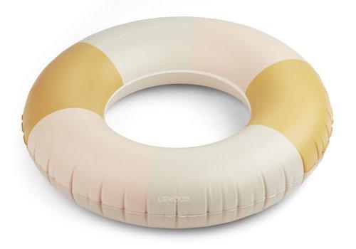 Liewood Donna swim ring Peach/sandy/yellow mellow
