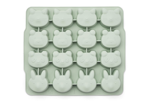 Liewood Sonny ice cube tray - 2 pack - Mint mix