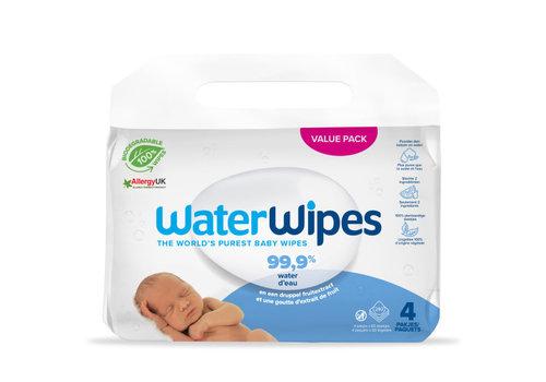 WaterWipes WaterWipes Bio 240 st (4x60st)
