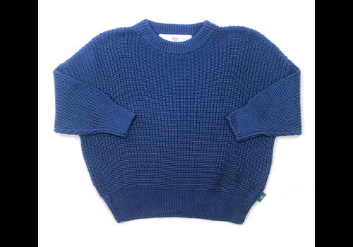 Vega Basics The Cordero Knit cobalt