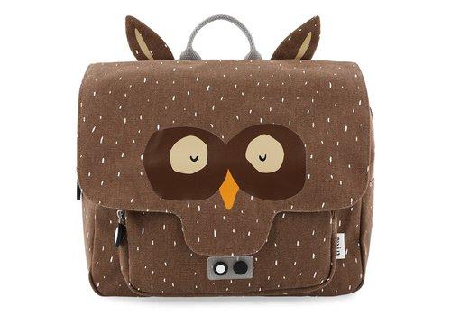 Trixie Satchel Mr. Owl