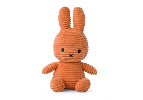 Nijntje Miffy Sitting Corduroy Pumpkin - 23cm